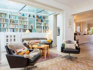 A delightful three-bedroom family home on a stunning street in Hampstead., London