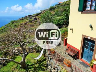 Country House, Terrace, Quiet and Sea View 101, Faja da Ovelha