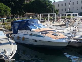 Boat Sissi Cagliari