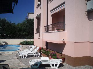 TH03452 Apartments Bojka/One Bedroom Apartment A6, Baska Voda