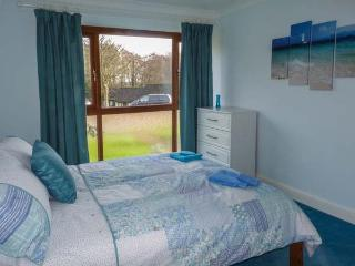 KERITH COTTAGE, all ground floor, shared fishing lake and outdoor pool, in