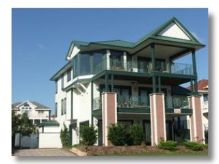 Awesome 6 BR, Park Ave, Private Pool, Fitness Ctr, Corolla