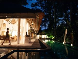VILLA SUNGAI BALI: 5-star luxury fully-staffed 1-3 bedroom exclusive-use villa
