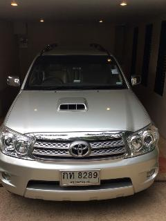 Our 7 seater SUV is included in your stay with our villa chaffeur to take you to best spots in Samui