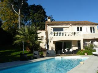 Appartement Villa piscine privative, Golfe-Juan Vallauris