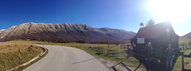 Passo San Leonardo - Majella