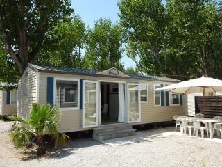 Mobile home rental on the French Riviera, Port-Grimaud