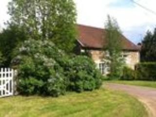 Spacious one bedroomed gite