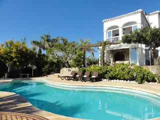 6B 4BTH AC WiFi Private pool villa Cortijo San Rafael area Frigiliana T0130