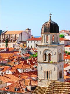 Dubrovnik Old Town, Unesco Word Heritage is a 10-minute bus ride from Lapad