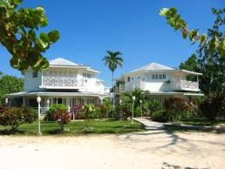 1 bedroom villa balcony & Private poolspa (RonV), Negril