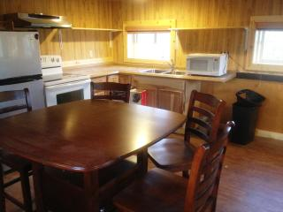 Denali Park View Family Log Cabin - Sleeps 5 WIFI