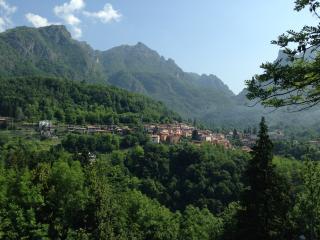 Deliziosa casa sul lago di Lugano-Como, Valsolda
