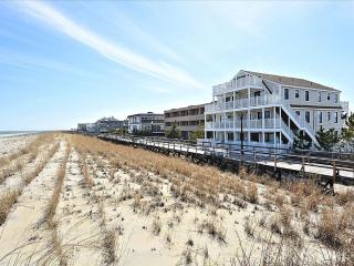 Oceanfront 1 bedroom apartment right on the boardwalk!