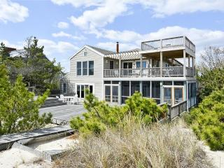 Large oceanfront home on private beach with master suite!, Bethany Beach
