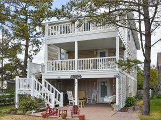 Comfortable and close to everything. 5 bedrooms, 1/2 a block to the beach., Bethany Beach
