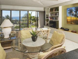 Kihei Akahi D-612 - Best Ocean Views at Akahi! Pool, Tennis, Beach, Restaurants