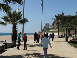 Planta Baja centrica  patio privado cerca de playa