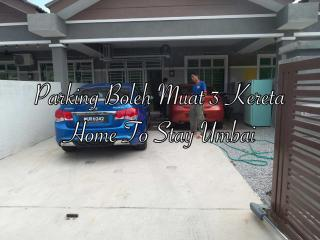 Homestay Umbai (Home To Stay Umbai), Kampung Bukit Katil