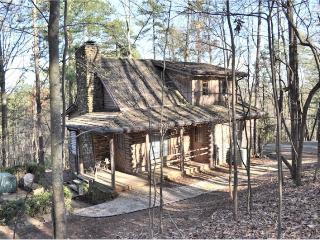 Timber Ridge Log Cabin in Big Canoe Resort