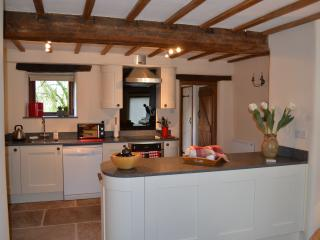 Kitchen - newly refurbished January 2016