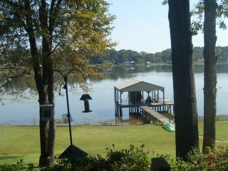 Waterfront Home with Sunrise Views of Lake, Tyler