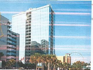 Vacation in Myrtle Beach at Glass Tower May 12-19, May 13-20th  1BR