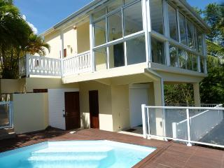 Nature Villa and Alizes Villa, Panoramic Sea View for 14 People