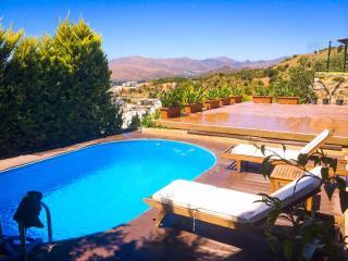 Jaw-dropping view villa