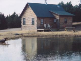 Wild West - Cedar Creek Cabins, Sulphur