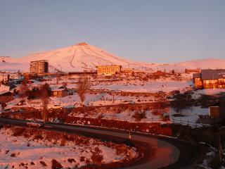 Departamento en el Centro de Esquí El Colorado 401