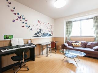 3Q HOUSE----4-Bed-Dorm, Taito
