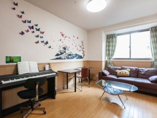 3Q HOUSE--Tokyo center--6beds, Taito