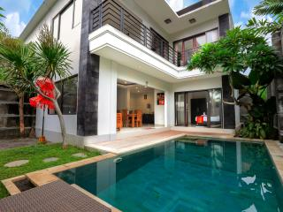 Nice 3 bedroom Private Villa near Seminyak, Kerobokan