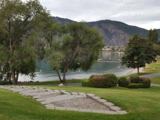 On the Shore of Lake Chelan - Wapato Point, Manson