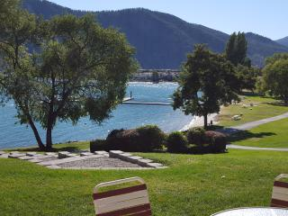 On the Shore of Lake Chelan - Wapato Point