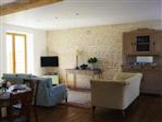 Living Space. Flat screen tv, iPod docking, uk and french freesat, WIFI.