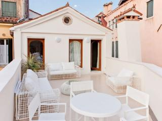 Elegance and nice terrace in the heart of Venice