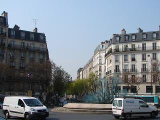Appartement Paris Gambetta, Pere Lachaise