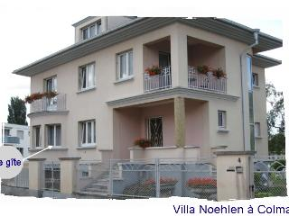 APPARTEMENT - 2 chambres, p, Colmar