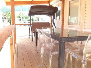 Campeggio Praia Mare mobil home  2