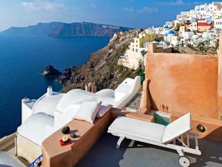 Blue Villas | Oriana | Stylish, Caldera View, Oia