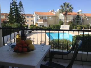 Ground floor 3 bdr apartment Danaos near the sea