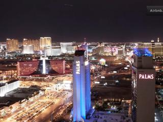PALMS PLACE 18TH FLOOR STRIP VIEW WITH BALCONY, Las Vegas