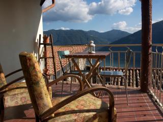 Deliziosa casa sul lago di Lugano-Como