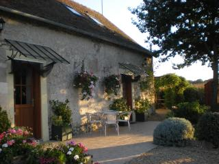 La Joie du Muguet, country cottage, private pool, Noyant