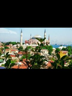 central location 5 minutes walking distance to Hagia Sophia