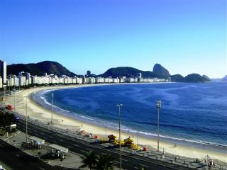 Maravilhoso Flat Vista Copacabana e Pão de Açucar