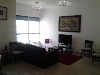 Cozy 2 bedroom apartment directly at the beach, Dubai