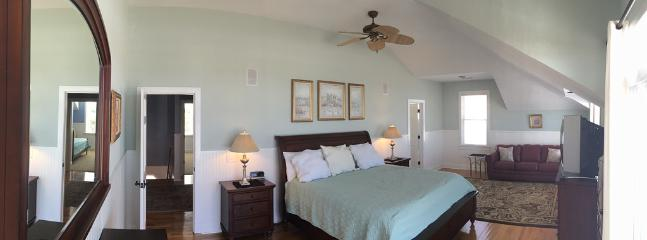 Bedroom 2, Master Bedroom, King, Queen Sleeper
